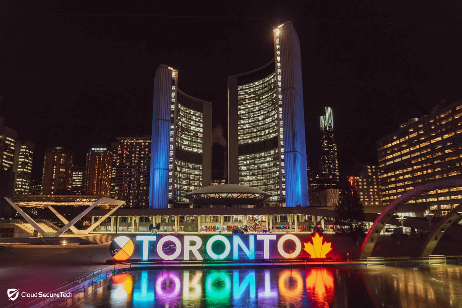 Managed IT Services in Toronto
